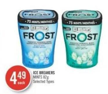 Ice Breakers Mints 82g