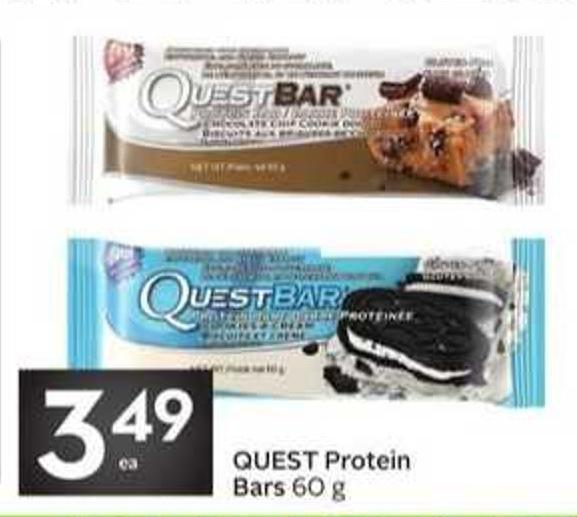 Quest Protein Bars 60 g