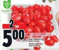 Grape Tomatoes 283 g