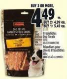 Irresistibles Dog Treats