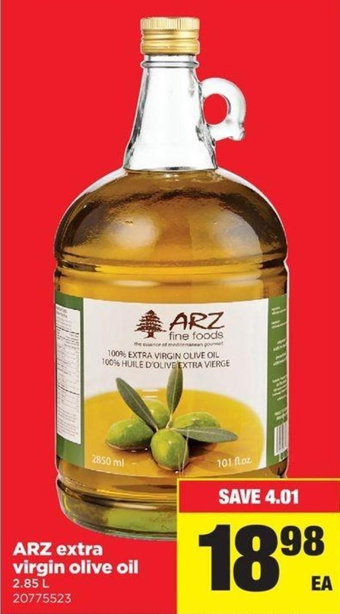 Arz Extra Virgin Olive Oil