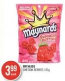 Maynards Swedish Berries 355 g
