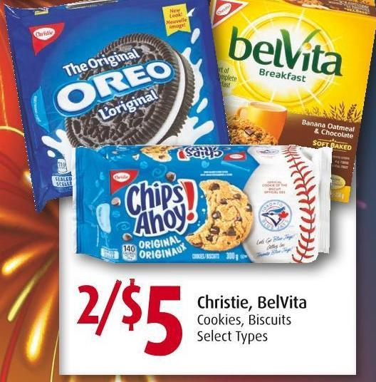 Christie - Belvita  Cookies - Biscuits