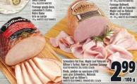 Schneiders Fat Free - Maple Leaf Naturals Or Bittner's Turkey - Ham Or Summer Sausage