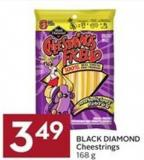 Black Diamond Cheestrings 168 g
