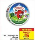 The Laughing Cow 16-pack