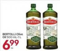 Bertolli Olive Oil 500 Ml-1
