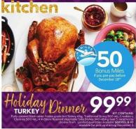 Turkey - 50 Air Miles Bonus Miles