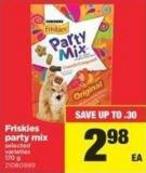 Friskies Party Mix - 170 g
