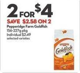 Pepperidge Farm Goldfish