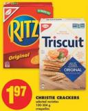 Christie Crackers - 100-304 g