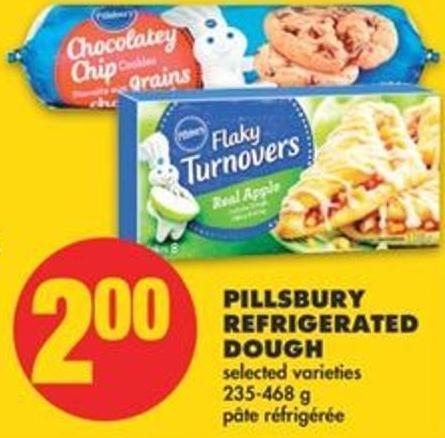 Pillsbury Refrigerated Dough - 235-468 G