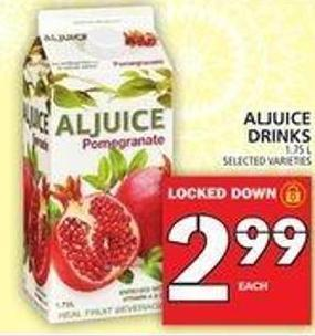 Aljuice Drinks