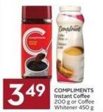 Compliments Instant Coffee