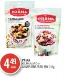 Prana Kilimanjaro or Annapurna Trail Mix 150 g