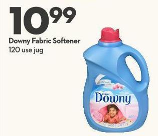 Downy Fabric Softener 120 Use Jug