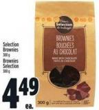 Selection Brownies 300 g