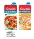 Campbell's Broth 900ml
