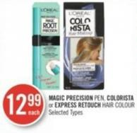 Magic Precision Pen - Colorista or Express Retouch Hair Colour