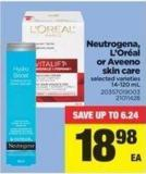 Neutrogena - L'oréal Or Aveeno Skin Care - 14-120 mL