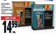 Kind Caddies 12 X 40 g