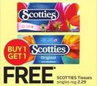 Scotties Tissues