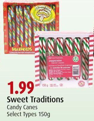 Sweet Traditions Candy Canes