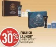 English Laundry 3-piece Gift Set