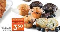 Eat Better Mini Muffins 12 Pk 276 g