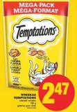 Whiskas Temptations - 180 g