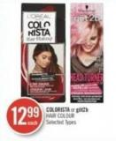 Colorista or Göt2b Hair Colour