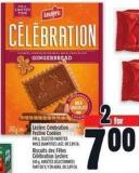 Leclerc Celebration Festive Cookies 240 g