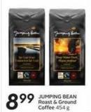 Jumping Bean Roast & Ground Coffee