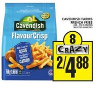 Cavendish Farms French Fries