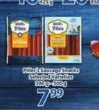 Piller's Sausage Snacks - 300 G-500 g