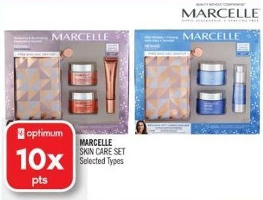 Marcelle Skin Care Set