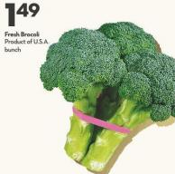 Fresh Brocoli