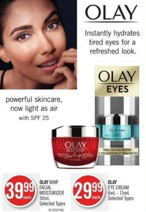 Olay Eye Cream 6ml - 15ml
