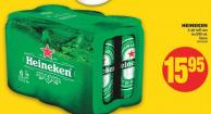 Heineken - 6 Pk Tall Can - 6x500 mL