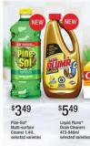 Pine-sol Multi-surface Cleaner - 1.41l