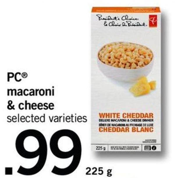 PC Macaroni & Cheese - 225 G