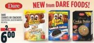 Dare Cookies Or Crackers