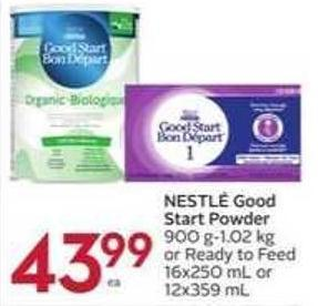 Nestlé Good Start Powder