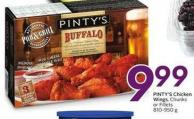 Pinty's Chicken Wings