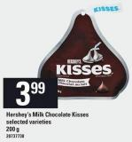 Hershey's Milk Chocolate Kisses - 200 g