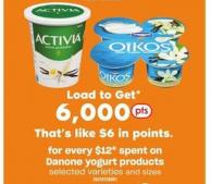 Danone Yogurt Products