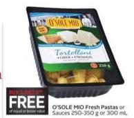 O'sole Mio Fresh Pastas