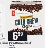PC Cold Brew Coffee Kit - 244 g