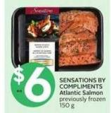 Sensations By Compliments Atlantic Salmon