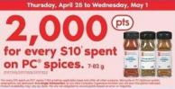 PC Spices - 7-82 G